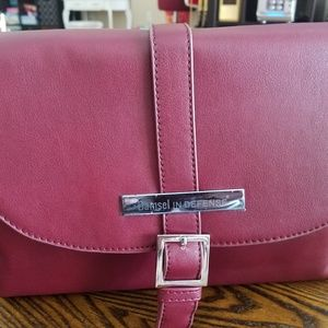 Handbags - Conceal and carry messenger bag
